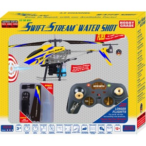 Watershot Helicopter