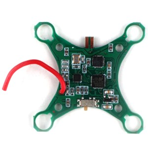 Z-4 Circuit board with ON / OFF switch