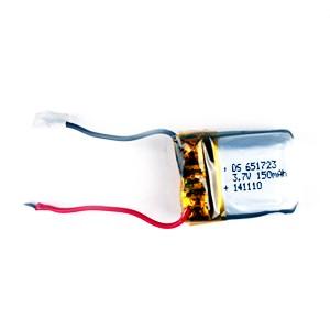 3 7v 150 mAh Battery S-202, S-208. S-211, X-7, Z-4