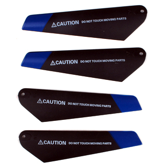 X-7 Blades Blue