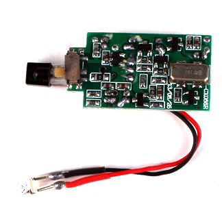 X-7 Circuit Board OnOff Switch