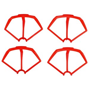Z-10 Red blade guards