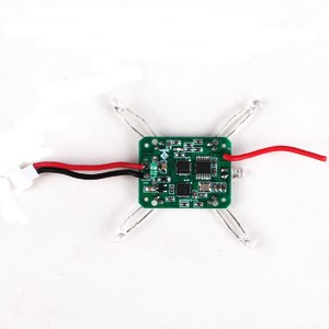 Z-6 Circuit board with ON OFF switch