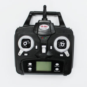 Z-9 2.4 GHz Remote Controller with LCD screen (With Take off/ Auto Land buttons) Style 2
